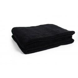 Drap de lit noir (lot de 2)